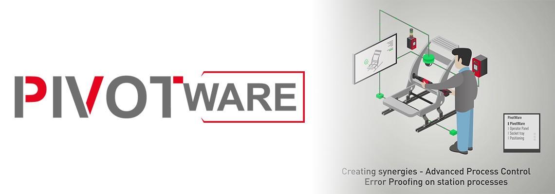 马头动力工具PivotWare:装配作业中过程控制系统