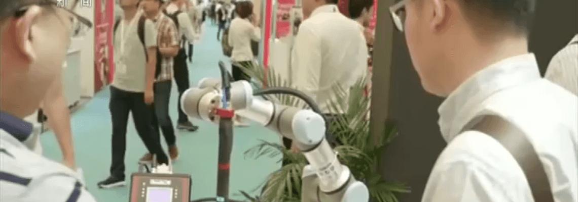 【CCTV_央视聚焦】实现顶尖制造,踩点高新技术展商!