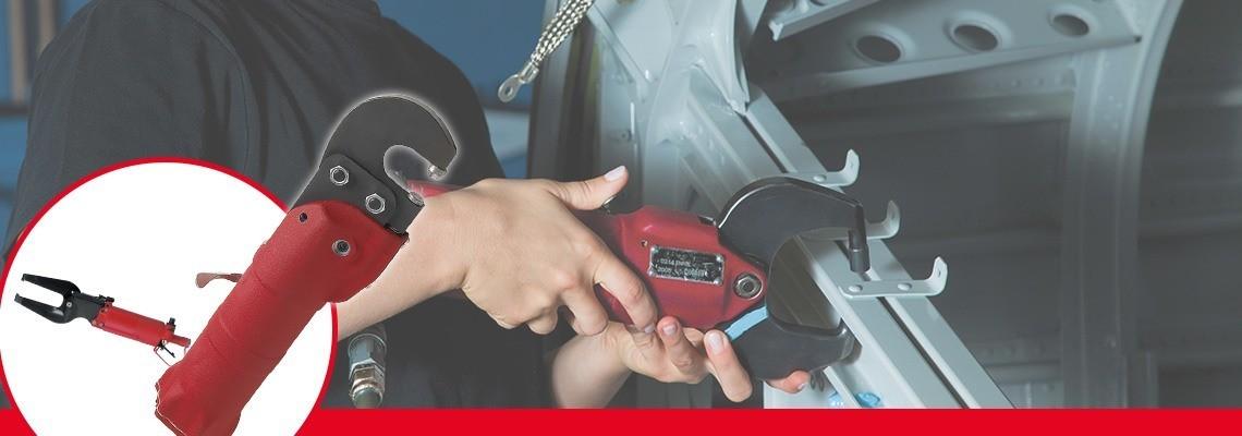 马头动力工具航空航天与汽车工业全系列铆接工具。获取报价和演示!