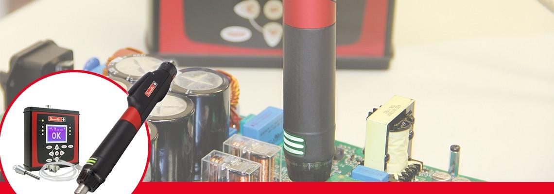 CVIXS Range - 电动装配系统