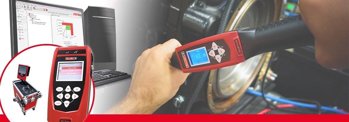 了解马头动力工具电动、气动工具扭矩测量系统,保证完整数据可追溯与扭矩精度