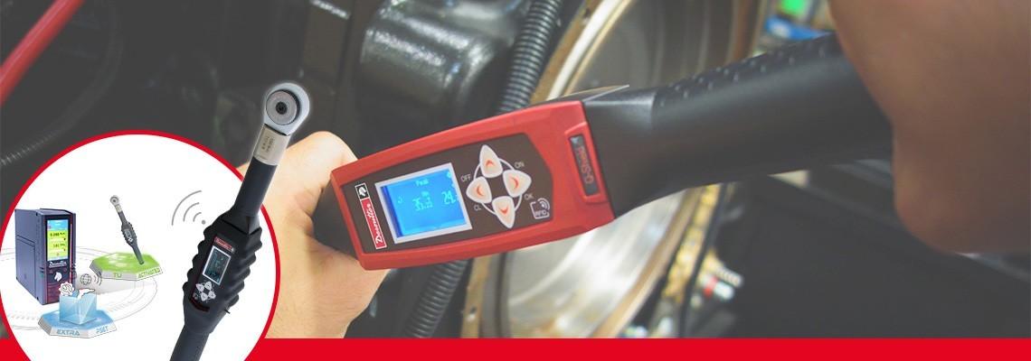 您正在寻找一把效率与质量结合的工具?了解马头动力工具带连接控制的数字扭矩扳手。